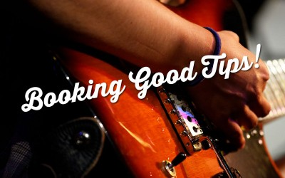 Top 5 Tips to Looking & Booking